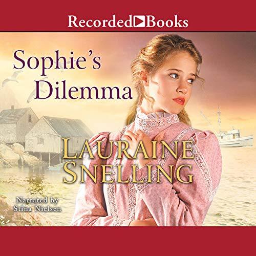 Sophie's Dilemma audiobook cover art