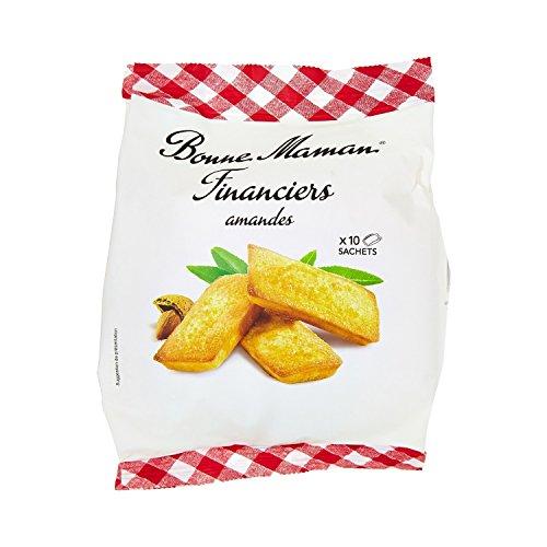Bonne-Maman Biscuits Financiers Amandes 250 g