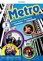 Metro: Starter: Student Book and Workbook Pack: Where will Metro take you?