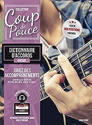 Roux Denis - Dictionnaire d\'Accords guitare (+ 1 cd)