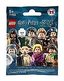 LEGO Minifigures 71022, Harry Potter e gli Animali Fantastici, Modelli Assortiti, 1 Pezzo
