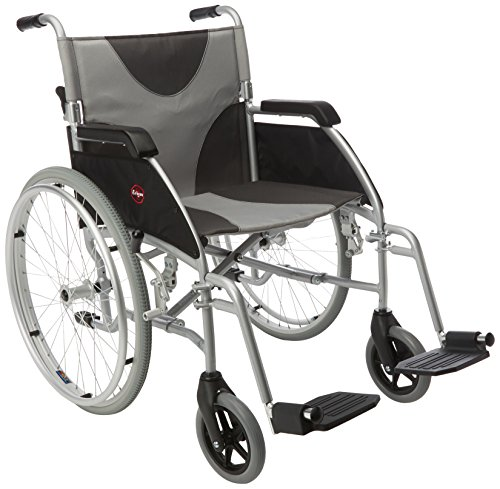 Drive Ultra Lightweight Enigma Self-Propelled Wheelchair, 20 Inch Seat Width