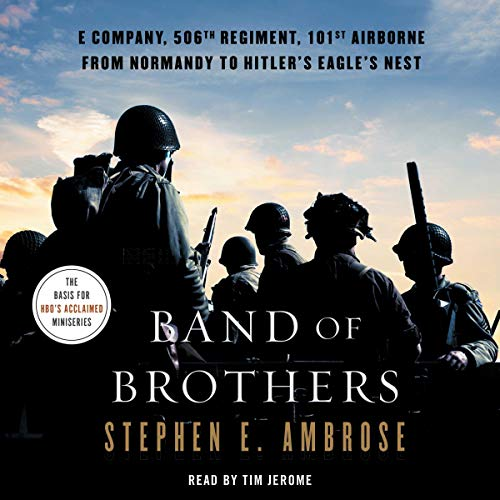 Page de couverture de Band of Brothers