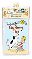 Go Away, Dog Book and CD (My First I Can Read)