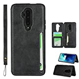 Zouzt Compatible with oneplus 7t pro Wallet Case with Card Holder...