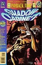 Shadow Cabinet #15 (Long Hot Summer)