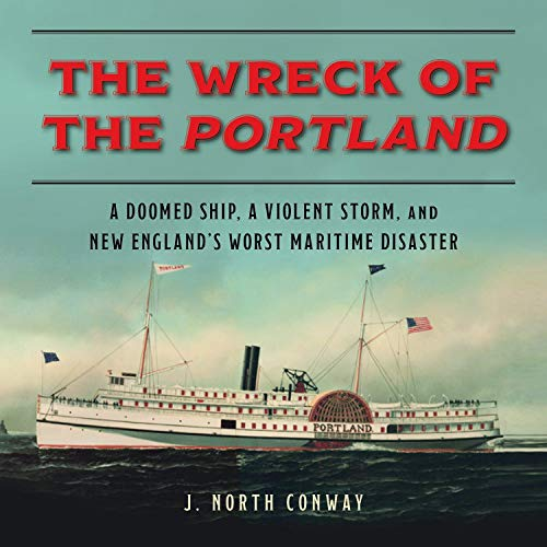 The Wreck of the Portland Titelbild
