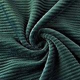 Schickliesel Jersey Stoff Meterware Cordoptik breit