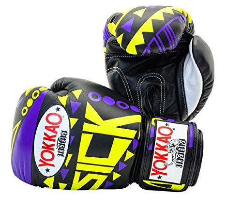 YOKKAO Havana Muay Thai Kickboxing MMA Shin Guards with Knee Guards Limited Edition
