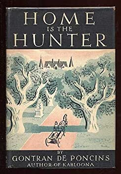 Hardcover Home is the hunter, Book