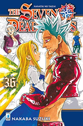 The seven deadly sins (Vol. 36)