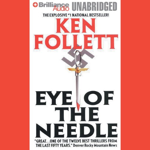 Eye of the Needle audiobook cover art