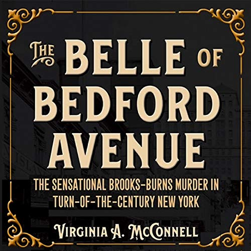 The Belle of Bedford Avenue audiobook cover art