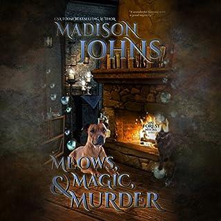 Meows, Magic & Murder cover art