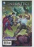 Injustice -Gods Among Us Year 5 #10 NM...