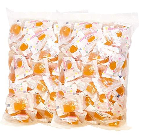 キシリトール100%グミ みかんキシリトールグミ 1袋(100粒) × 2袋