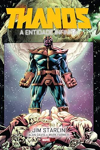 Thanos: A Entidade Infinita