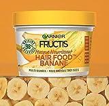 Garnier fructics máscara nourrissant Hair Food plátano...