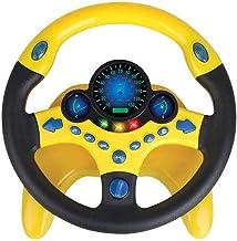 child driving simulation ConpConp Childs steering wheel
