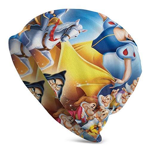 Disney Enchanted - Gorro de punto para mujer, diseño de calavera