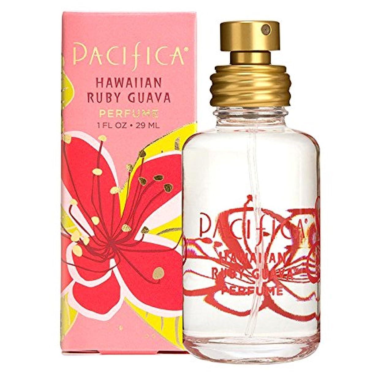 デュアル先例予約Pacifica Hawaiian Ruby Guava Spray Perfume 29ml