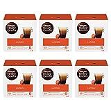 NESCAFÉ Dolce Gusto Lungo Vainas de café 96 cápsulas