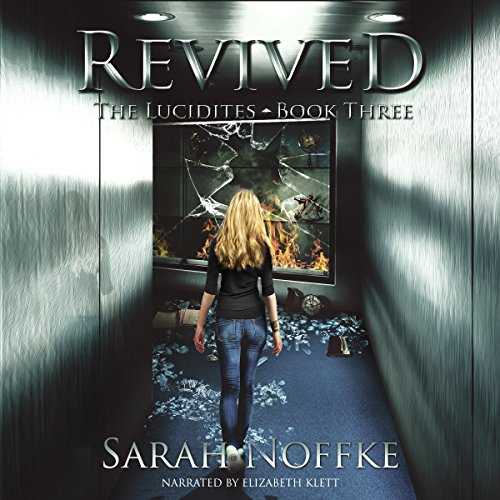 Revived audiobook cover art