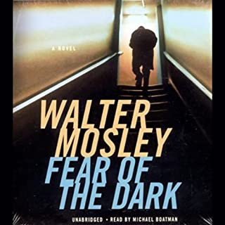 Fear of the Dark audiobook cover art