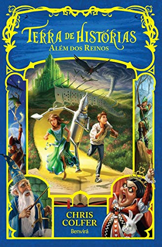Terra de histórias 4: Além dos reinos