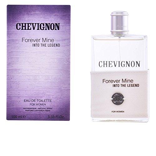 Chevignon Forever Mine into Legend for Her EDT – 100 ml