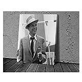 AZTeam Frank Sinatra Poster Leinwandbilder Posterdruck