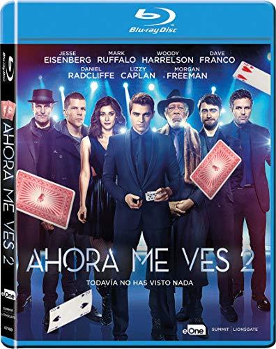Ahora Me Ves 2.. Blu-Ray [Blu-ray]