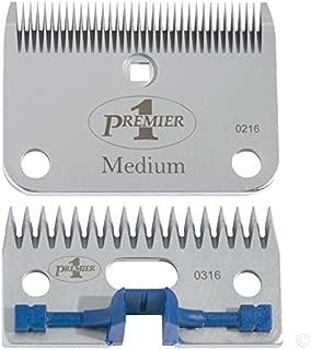 Premier Medium Clipping Blade Set