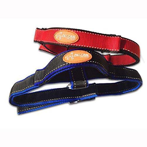Pet Tribe PT58221 hondenhalsband Sport Control maat XL, rood