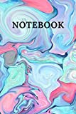 Notebook: Lined Front and Back Notebook, Journal, Diary, 6x9, 120 p., Perfect gift for Men, Women, Teens, Students, Kids, Boys, Girls, School, ... Mother's Day and Father's Day Gifts)