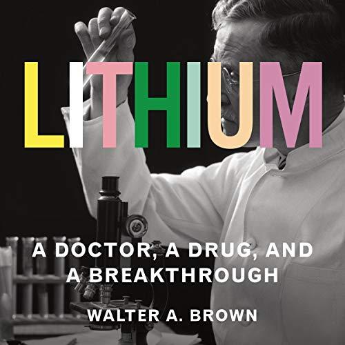 Lithium audiobook cover art