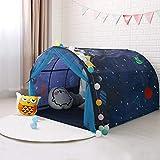 Traumzelt Bettzelt Mädchen Jungen Kinder Tunnel Für Hochbett Bett Zelt Spielbett Etagenbett Dream Tent Kinder Schlafzimmer Dekoration Tent Für Kinder - 4