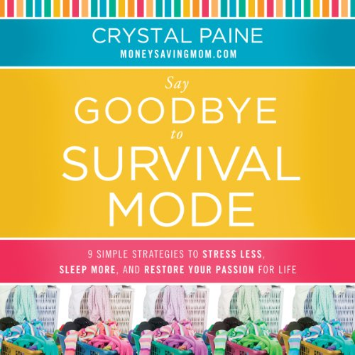 Say Goodbye to Survival Mode cover art