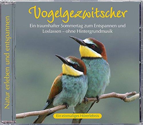Vogelgezwitscher. Ein traumhafter Sommertag zum Entspannen und Loslassen ohne Hintergrundmusik. Naturgeräusche Vögel, Vogelzwitschern, Naturklänge