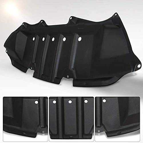 Make Auto Parts Manufacturing Front Engine Splash Shield Under Cover For Toyota Corolla 2009 2010 2011 2012 2013 - TO1228148