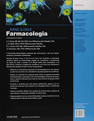 Rang e Dale Farmacologia 8º