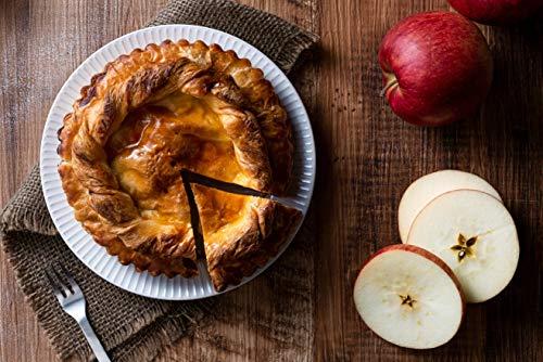 青森窯出しアップルパイ【青森県産りんご 旬搾りのみずみずしさ香る】密閉搾りりんご果汁使用