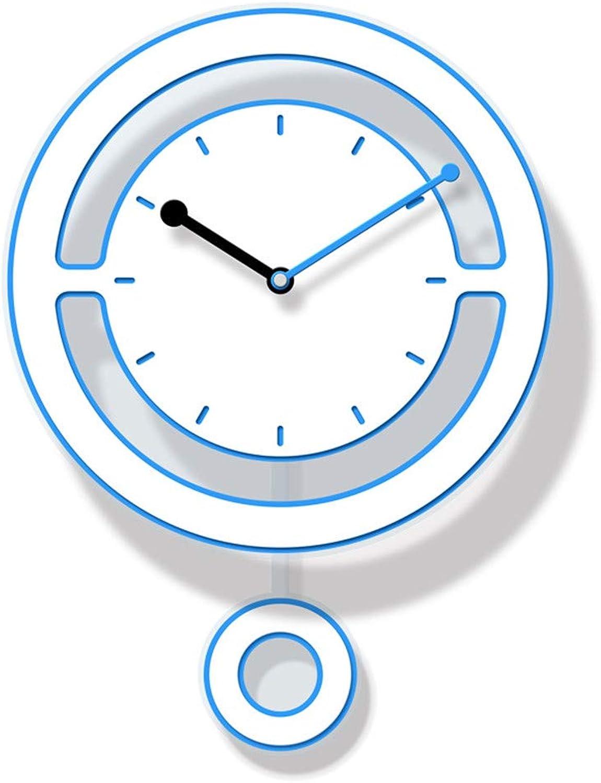 gran venta YXST Reloj De Parojo Silencioso 12 Pulgadas Sin Tictac para para para Sala Estar Dormitorio Casa Decorar  Entrega directa y rápida de fábrica