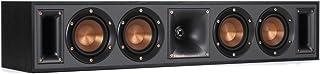 Klipsch 杰士R-34C家庭影院高保真落地音箱环绕音响黑色