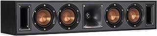 Klipsch Reference Center Speaker - R-34C, Black (26213 - Black)