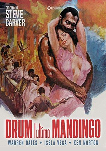 Dvd - Drum, L\'Ultimo Mandingo (1 DVD)