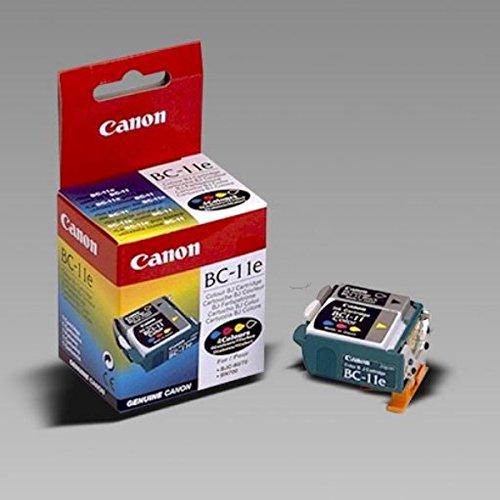 Canon BJC (DE) 55/70/80/85 Druckkopf &Cart Farbe (DE)