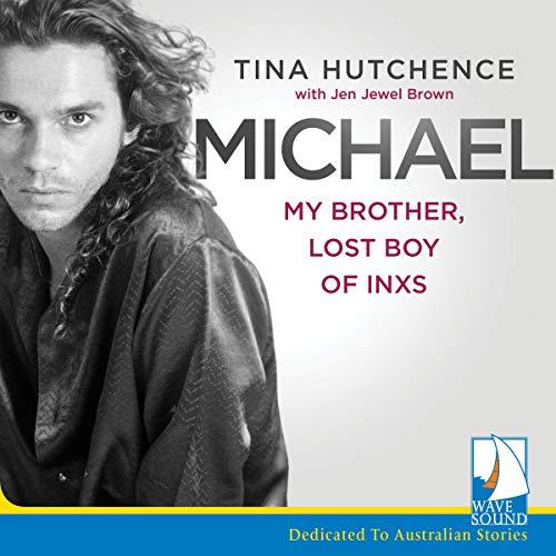 Michael audiobook cover art