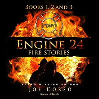 Engine 24: Fire Stories, Books 1, 2, and 3 cover art
