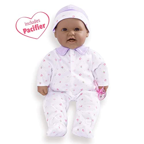 3a262b2a9b30 JC Toys, La Baby 16-inch Hispanic Washable Soft Baby Doll with Baby Doll